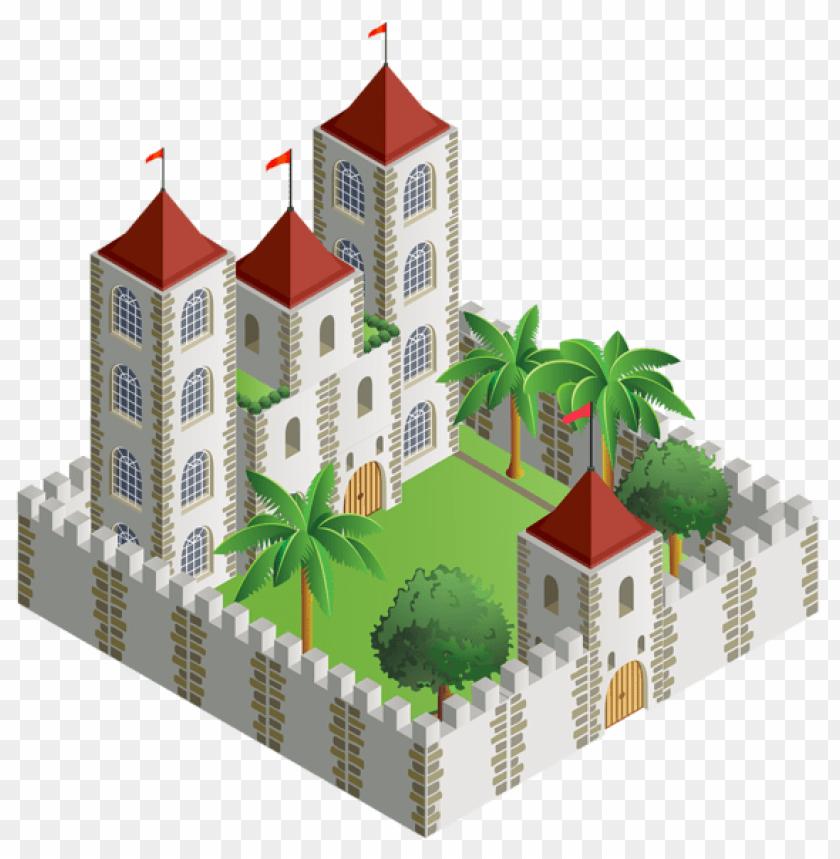 free PNG Download 3d castle castle clipart png photo   PNG images transparent