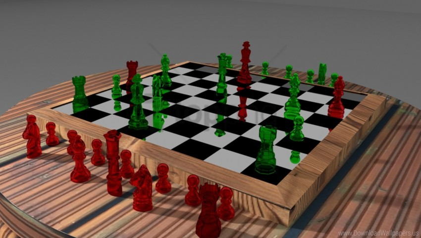 free PNG 3d, chess, chess pieces wallpaper background best stock photos PNG images transparent