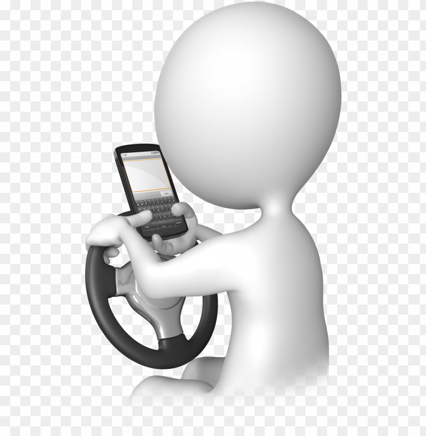 free PNG 3d human, 3d icons, little people, stick figures, white - stick figure texting while drivi PNG image with transparent background PNG images transparent