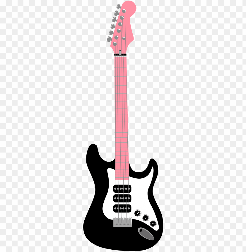 free PNG 4 guitar clipart free vector icons acoustic electric - electric guitar vector PNG image with transparent background PNG images transparent