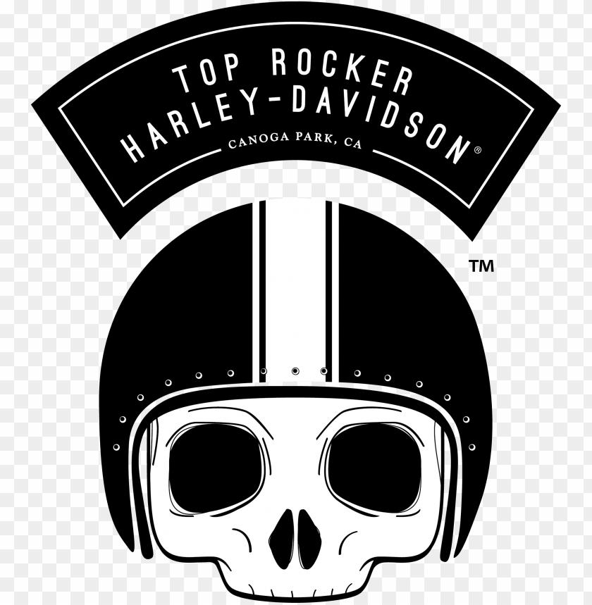 free PNG 4 top rocker harley - top rocker harley davidson logo PNG image with transparent background PNG images transparent