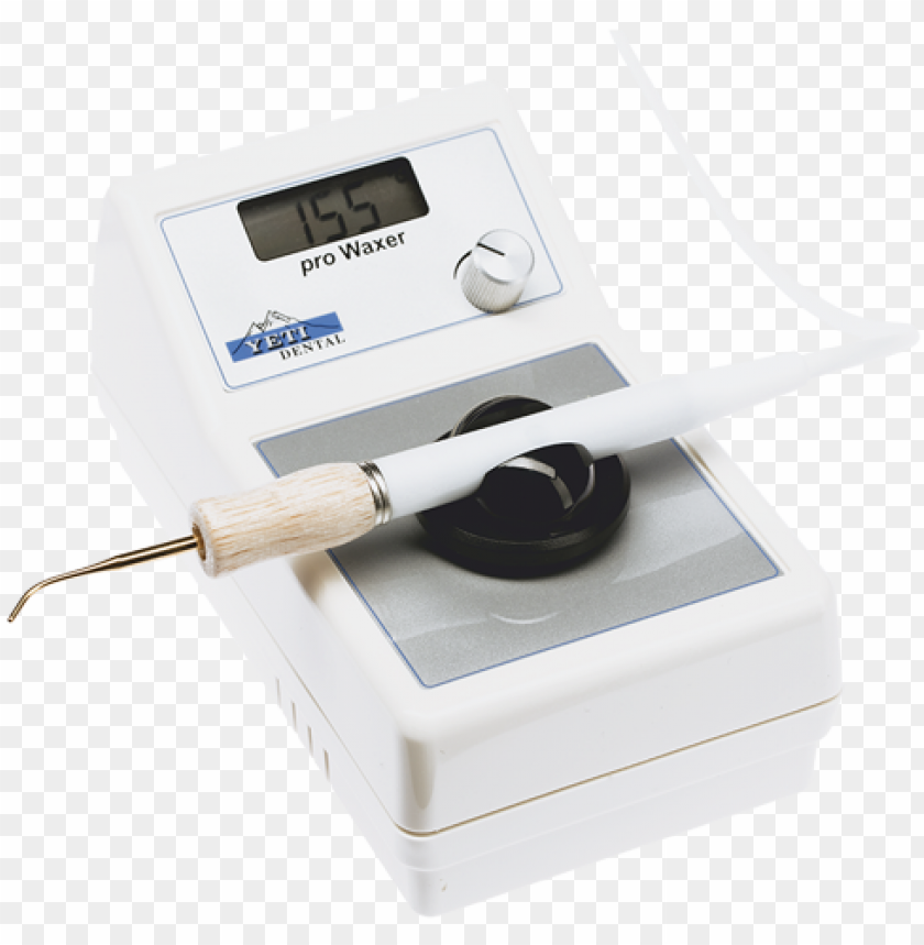 free PNG 412 0000 pro waxer - yeti dental creatio PNG image with transparent background PNG images transparent