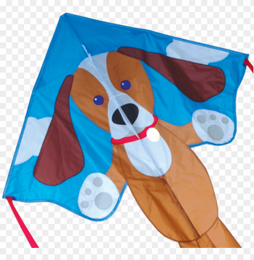 44105p sparky-zoom large - premier kites & designs easy flyer, sparky dog, PNG image with transparent background@toppng.com