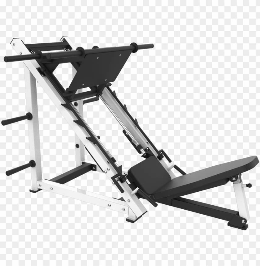 free PNG 45 degree leg press - exercise machine PNG image with transparent background PNG images transparent