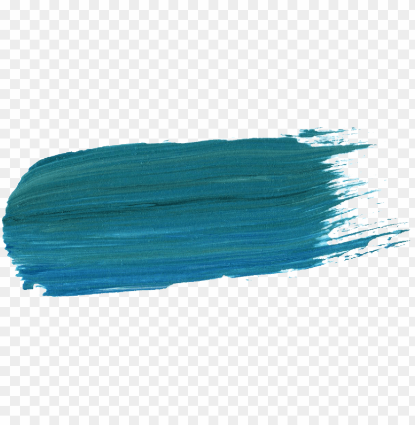 free PNG 48 paint brush stroke vol - brush paint png blue gree PNG image with transparent background PNG images transparent