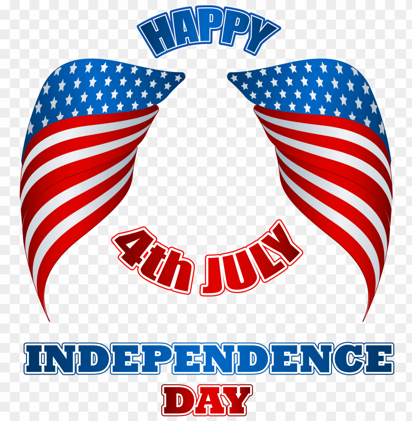 free PNG Download 4th july american wings png  image png images background PNG images transparent
