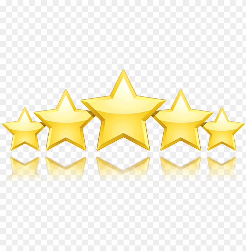 free PNG 5 gold stars png - 5 stars png graphic PNG image with transparent background PNG images transparent