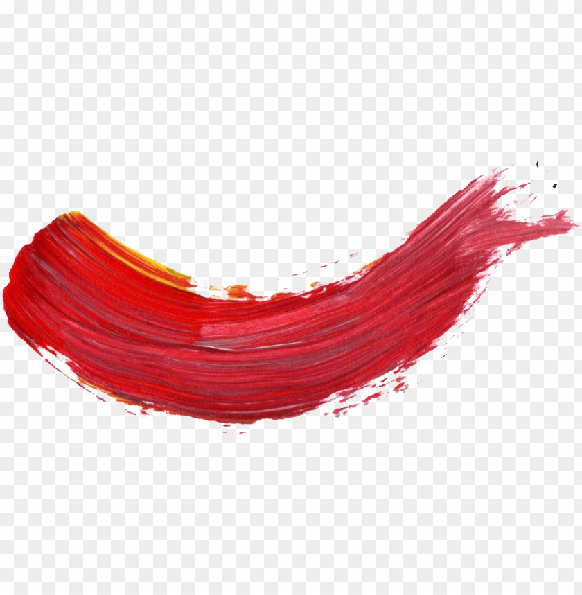 free PNG 53 paint brush stroke vol - transparent red paint stroke PNG image with transparent background PNG images transparent
