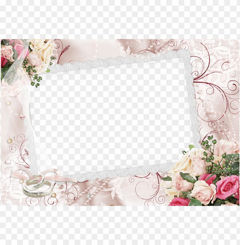 free PNG 6 molduras png para fotos de casamento alta resolução,para - frames PNG image with transparent background PNG images transparent