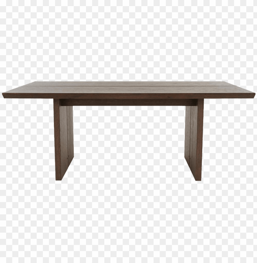 free PNG 6 seater dining table having a plank table top w PNG image with transparent background PNG images transparent