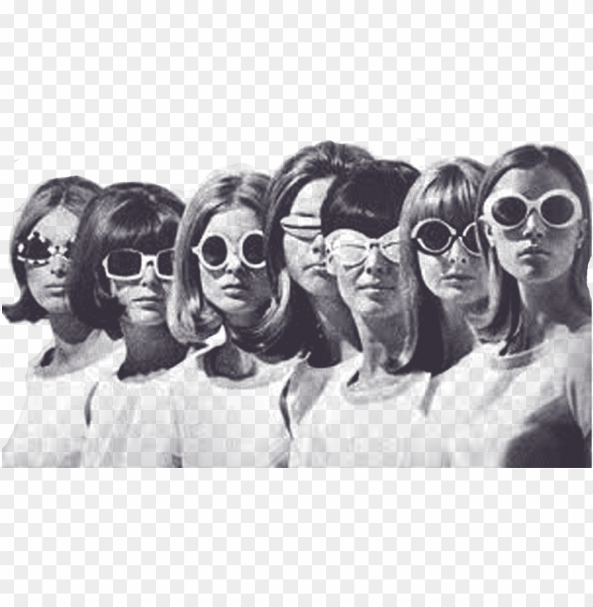free PNG 60s sunglasses women PNG image with transparent background PNG images transparent