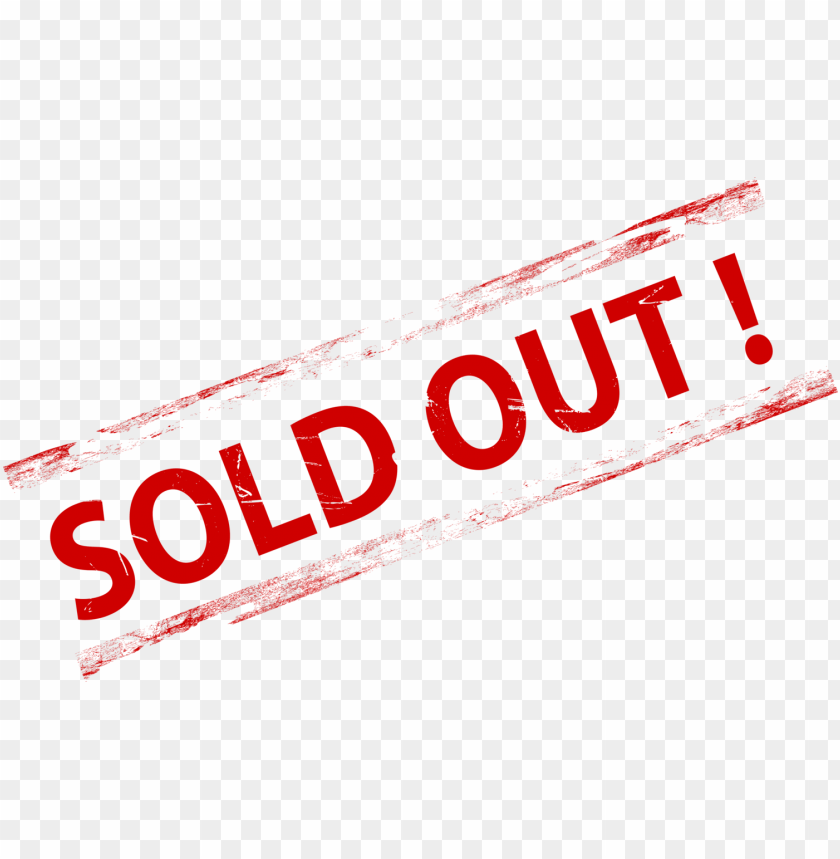 free PNG 775 sold out stamp 1013tm mix - sold out stamp psd PNG image with transparent background PNG images transparent