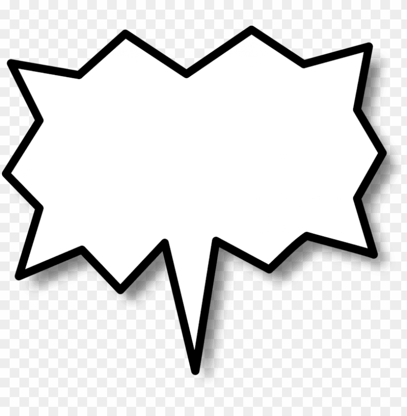 free PNG 822 x 750 3 - comic speech bubble PNG image with transparent background PNG images transparent