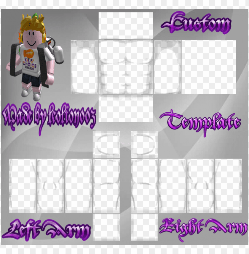 9 Roblox Muscle T Shirt Template Png For Free Download Png Image