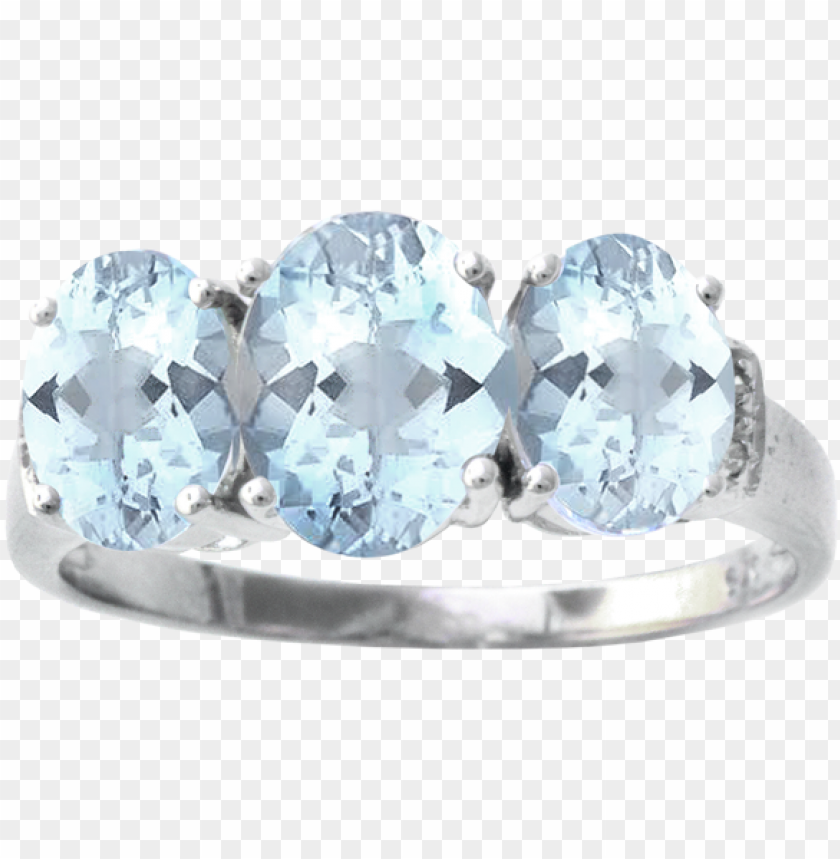 free PNG 9ct white gold aquamarine and diamond ring - apples of gold aquamarine and diamond cocktail ri PNG image with transparent background PNG images transparent