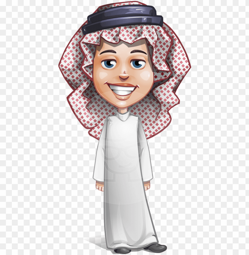 free PNG a boy cartoon - arab cartoon characters PNG image with transparent background PNG images transparent