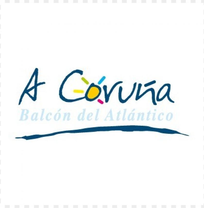 free PNG a coruna logo vector PNG images transparent