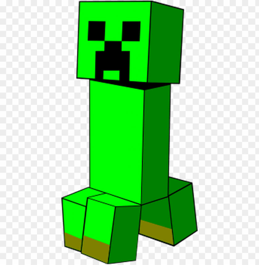 free PNG a creeper from minecraft * boom * this svg will blow - minecraft creeper clipart PNG image with transparent background PNG images transparent