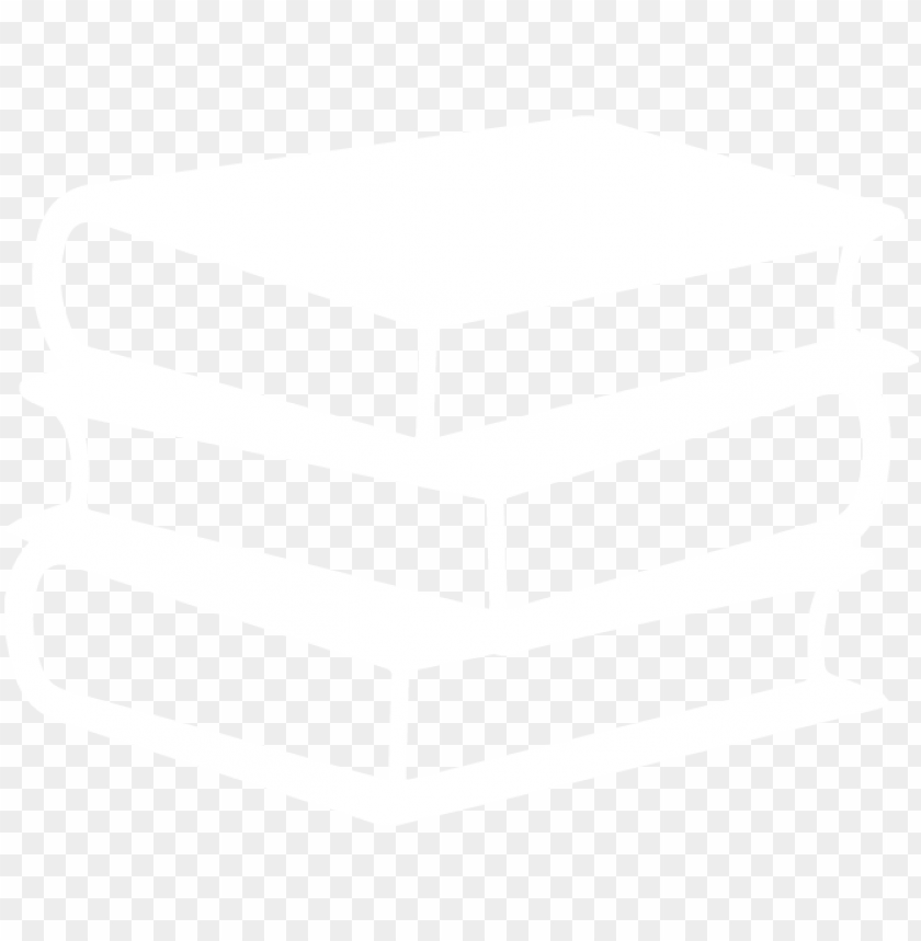 free PNG a graphical icon of a stack of books signifying education - book white icon PNG image with transparent background PNG images transparent