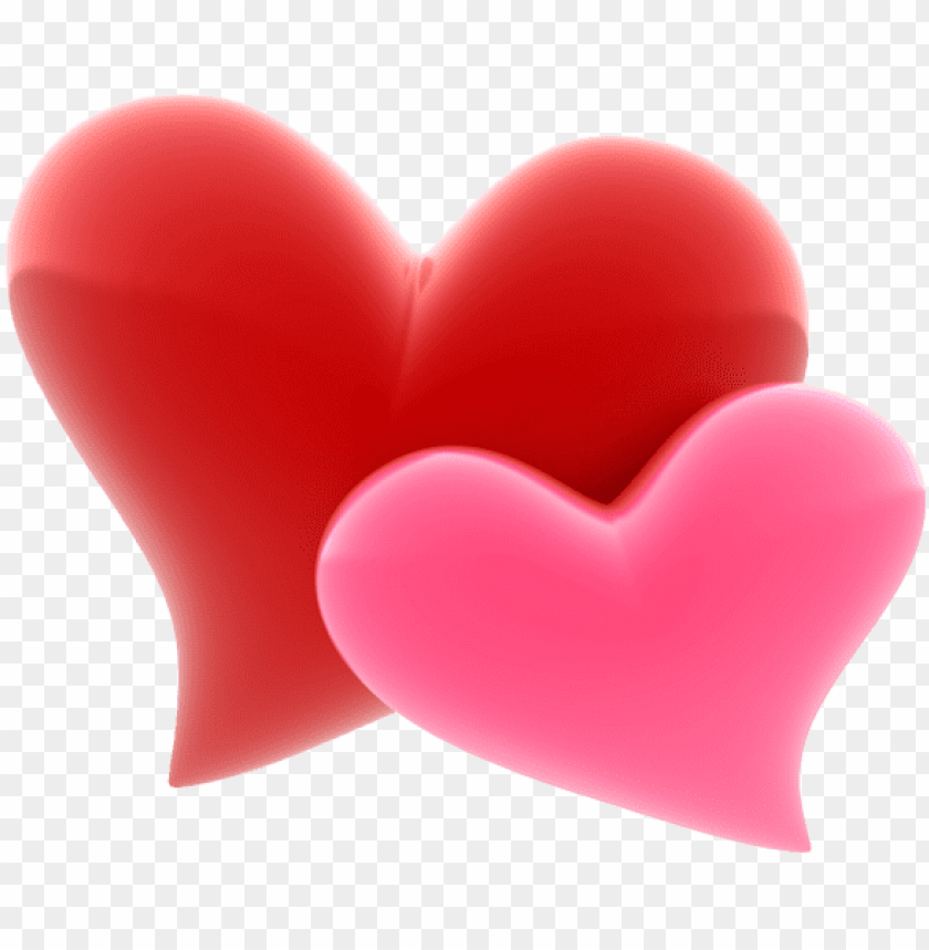free PNG a - love heart images 3d PNG image with transparent background PNG images transparent