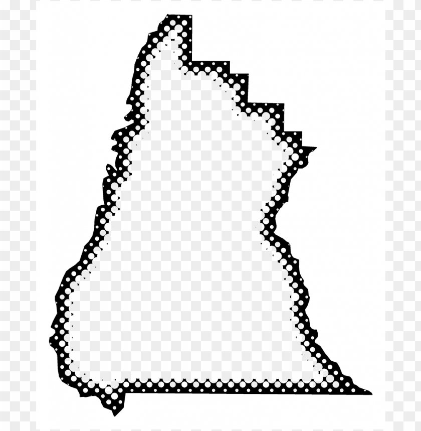 free PNG a map of liberty with dots reversed out of a black PNG image with transparent background PNG images transparent