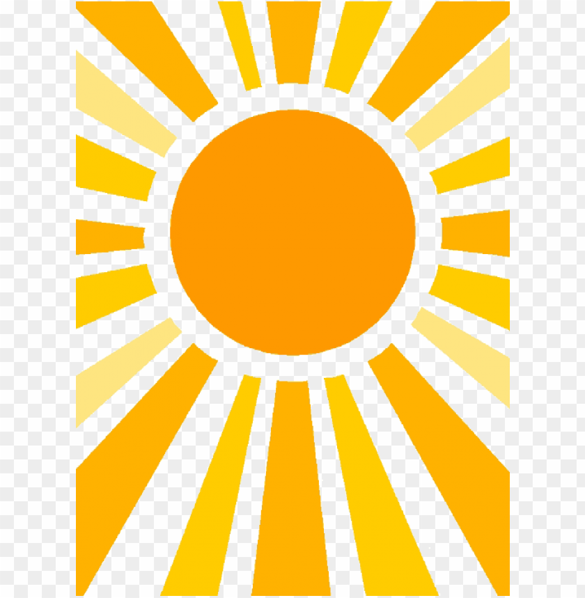 a sun ray - sun rays clipart PNG image with transparent background@toppng.com