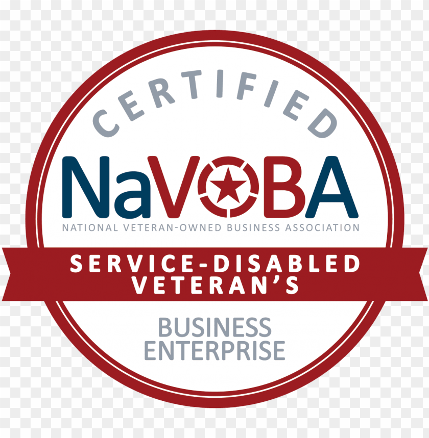 free PNG a2a is a certified service disabled veteran's business - veteran owned business badge PNG image with transparent background PNG images transparent