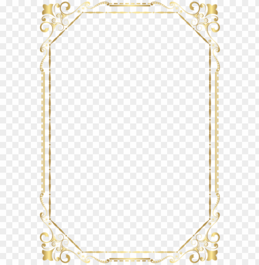 free PNG a4 certificate border design PNG image with transparent background PNG images transparent