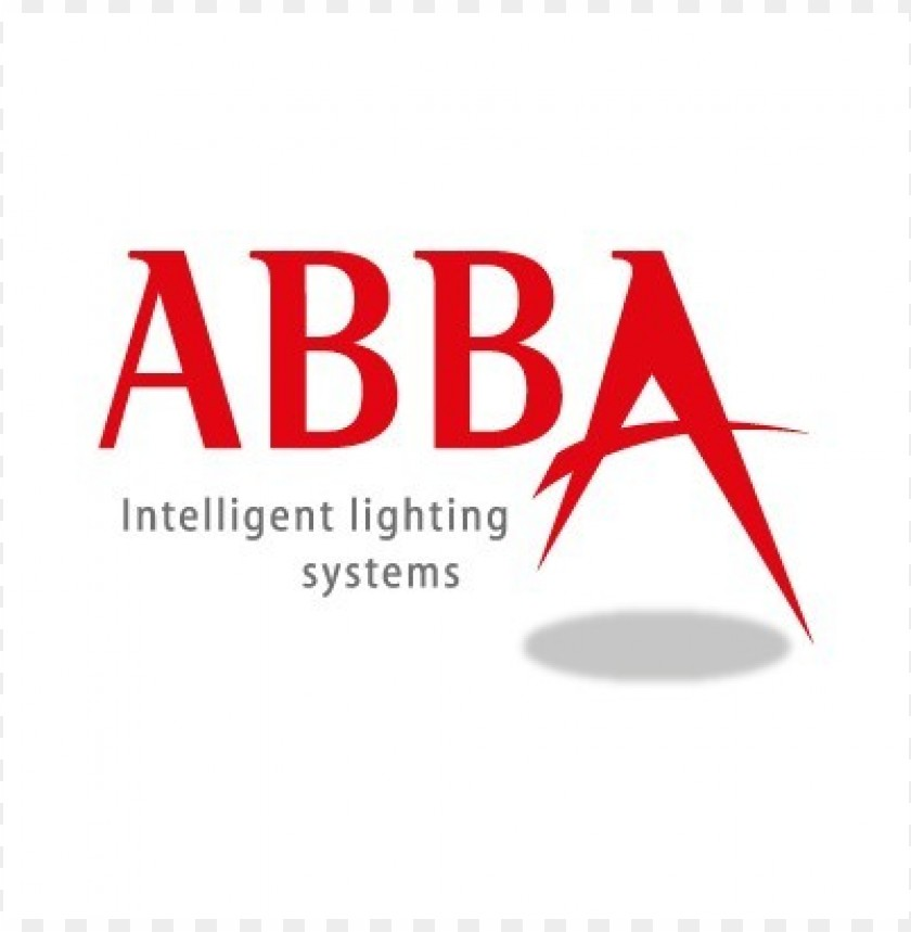 free PNG abba lightings logo vector PNG images transparent