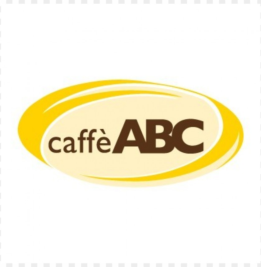 free PNG abc caffe logo vector PNG images transparent