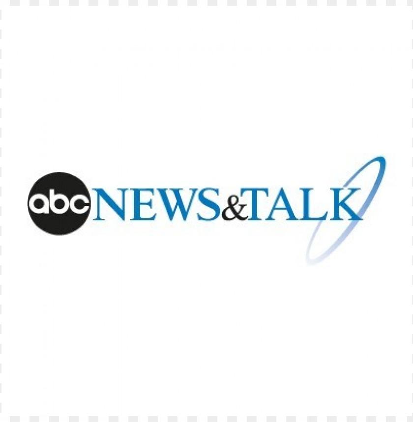 free PNG abc news & talk logo vector PNG images transparent