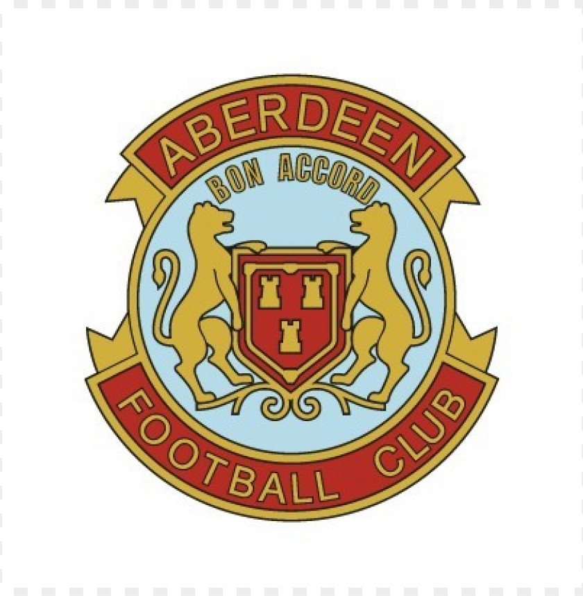 free PNG aberdeen fc logo vector PNG images transparent