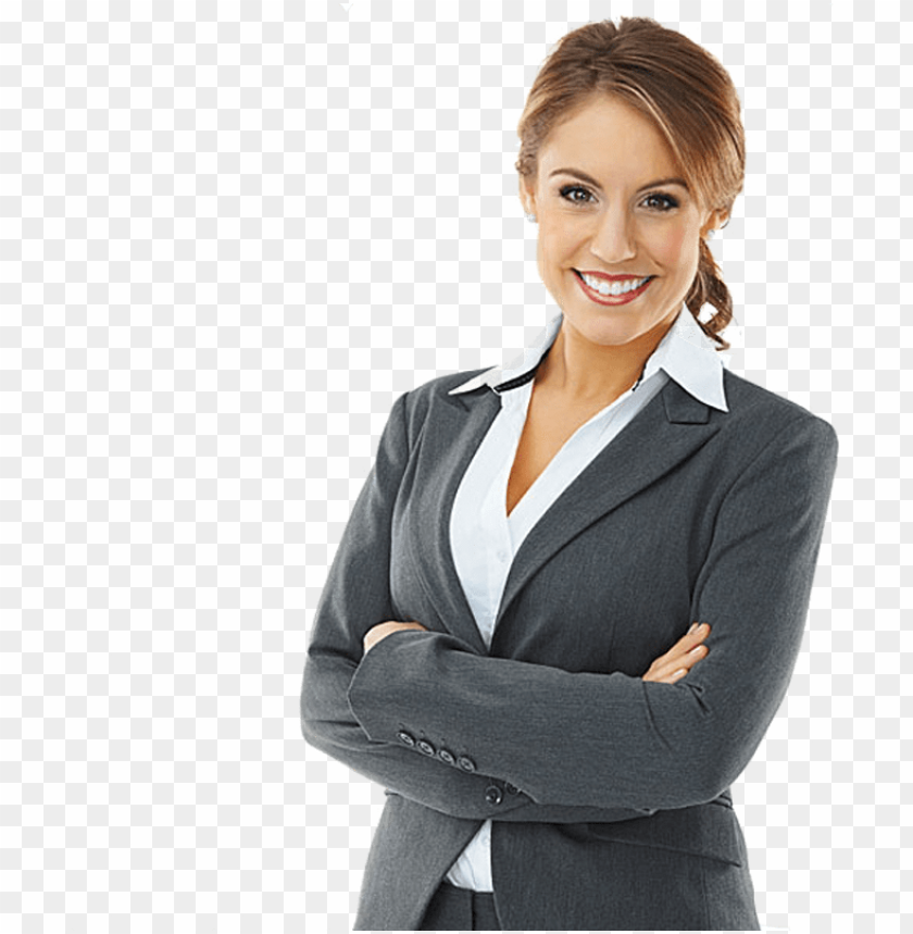 free PNG about our company - white business woma PNG image with transparent background PNG images transparent