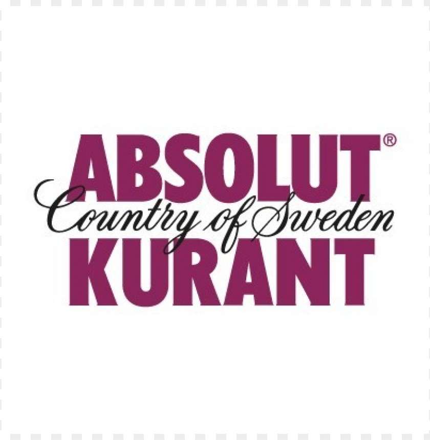 free PNG absolut kurant logo vector PNG images transparent