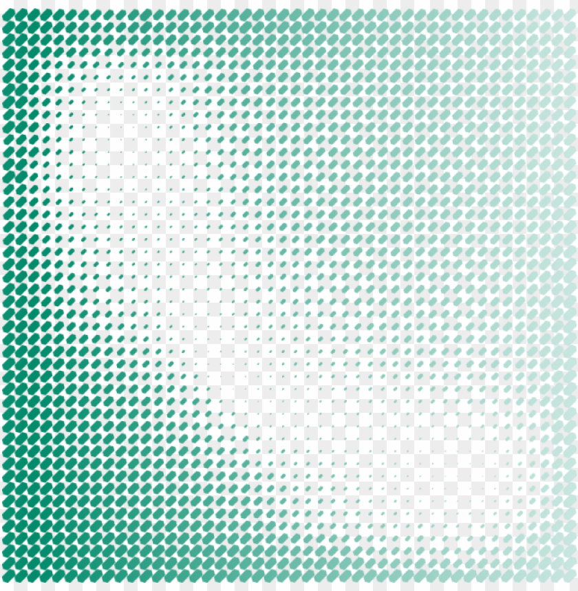 free PNG abstract green background with hexagon, halftone, pattern - medios tonos PNG image with transparent background PNG images transparent