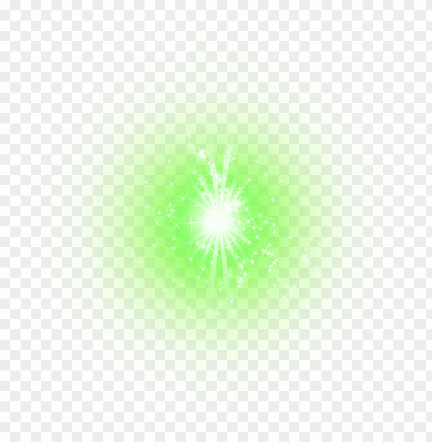 free PNG abstract light effect free png image - green light explosio PNG image with transparent background PNG images transparent