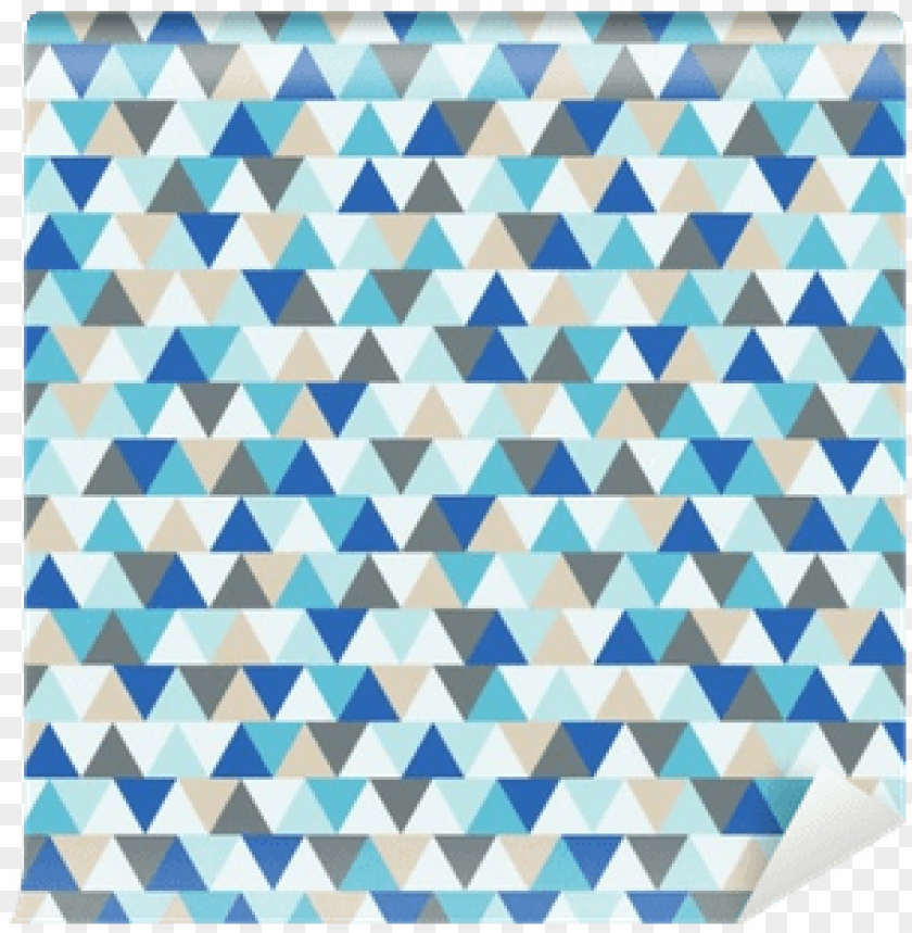 Abstract Triangle Vector Background Blue And Grey Fond