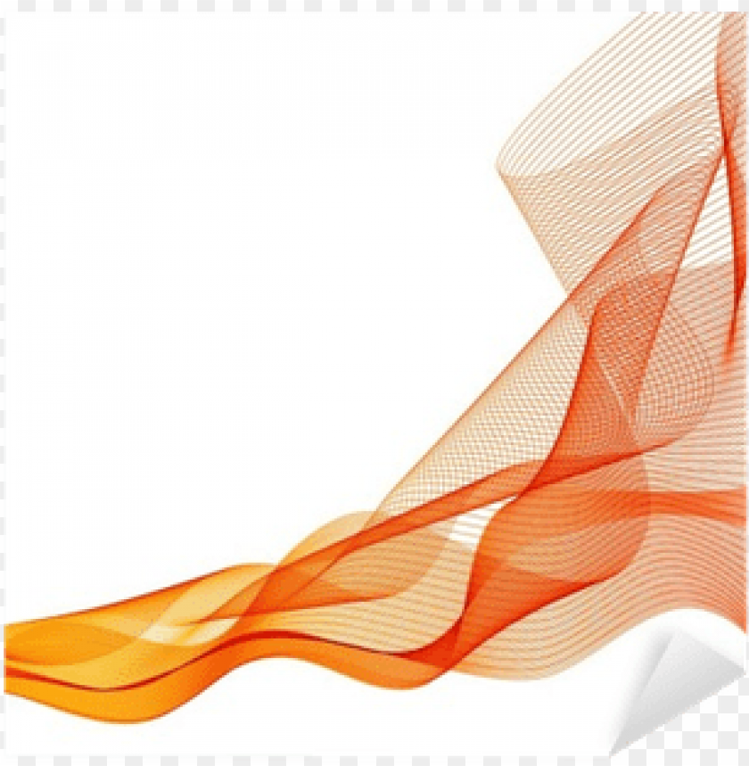 free PNG abstract vector orange wave background waved lines - wave PNG image with transparent background PNG images transparent