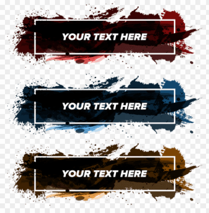 free PNG abstract watercolor splash with text, abstract, watercolor, - watercolor painti PNG image with transparent background PNG images transparent