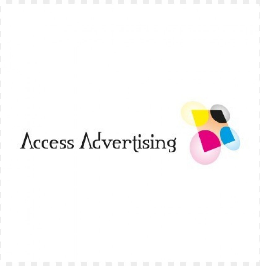 free PNG access advertising logo vector PNG images transparent