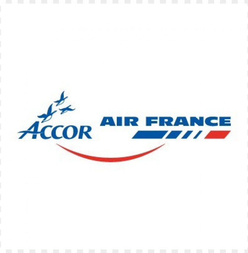 free PNG accor air france vector logo free download PNG images transparent