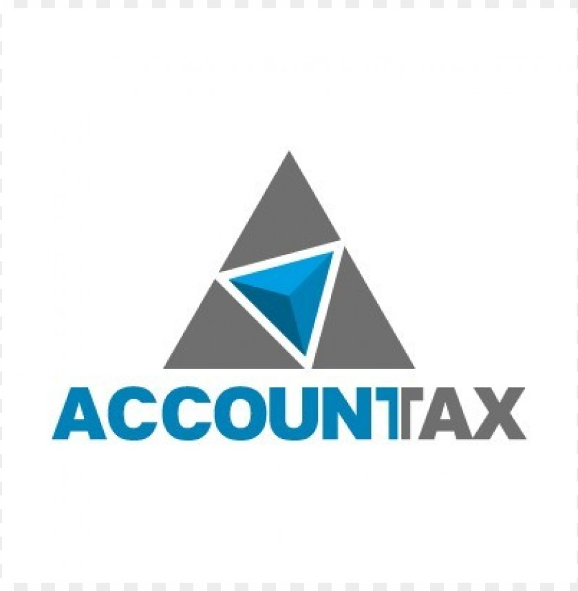 free PNG accountax logo vector PNG images transparent