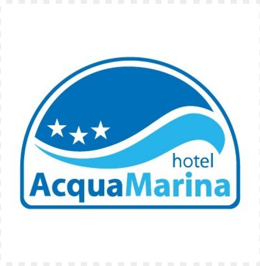 free PNG acquamarina hotel logo vector PNG images transparent