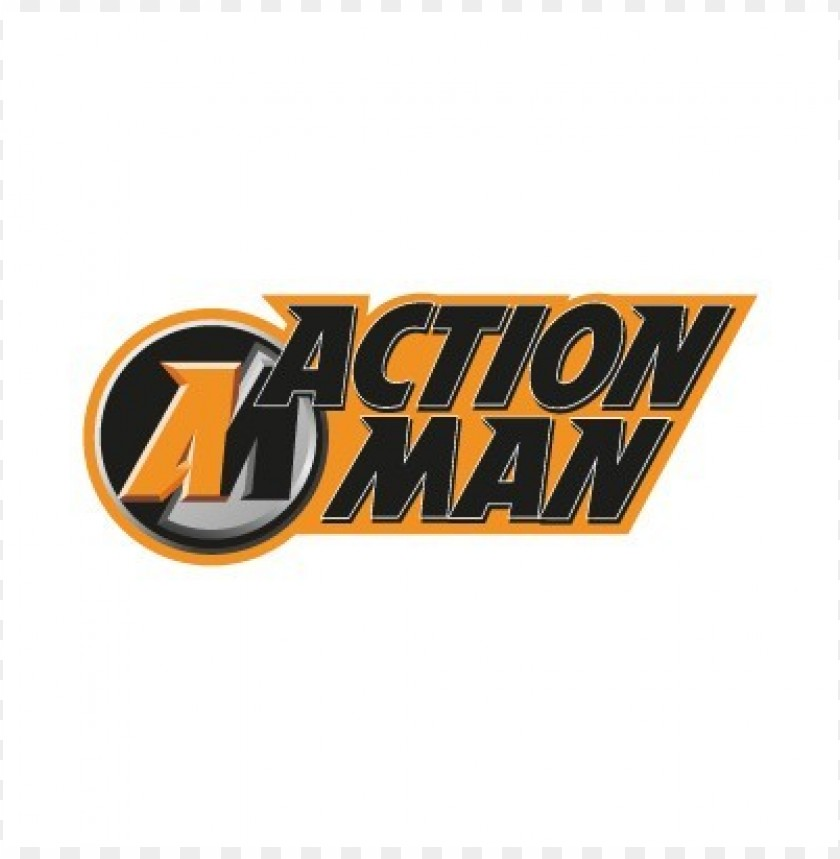 free PNG action man logo vector PNG images transparent