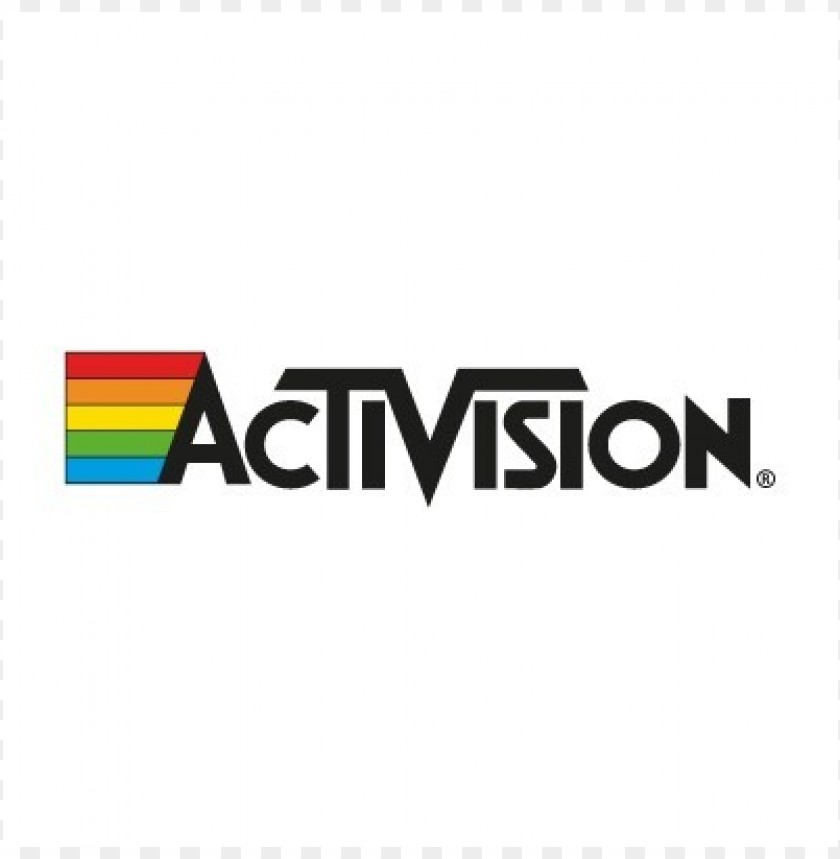 free PNG activision rainbow logo vector PNG images transparent