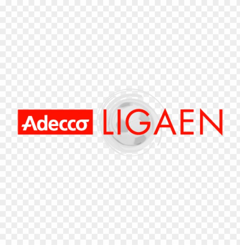 free PNG adeccoligaen vector logo PNG images transparent
