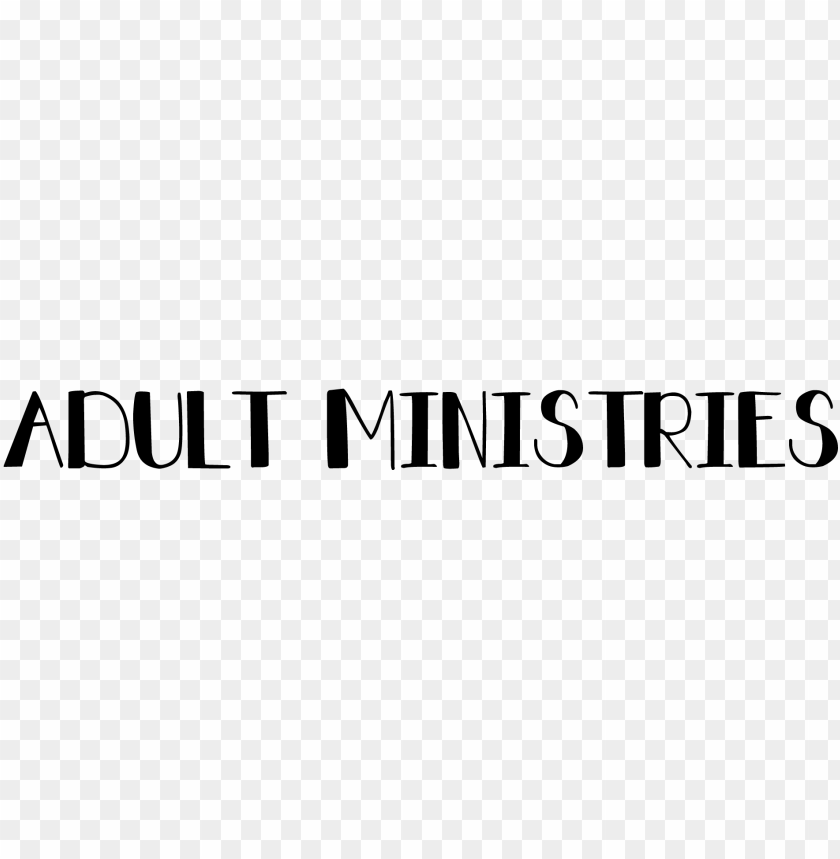 free PNG adult-ministries - adult word PNG image with transparent background PNG images transparent