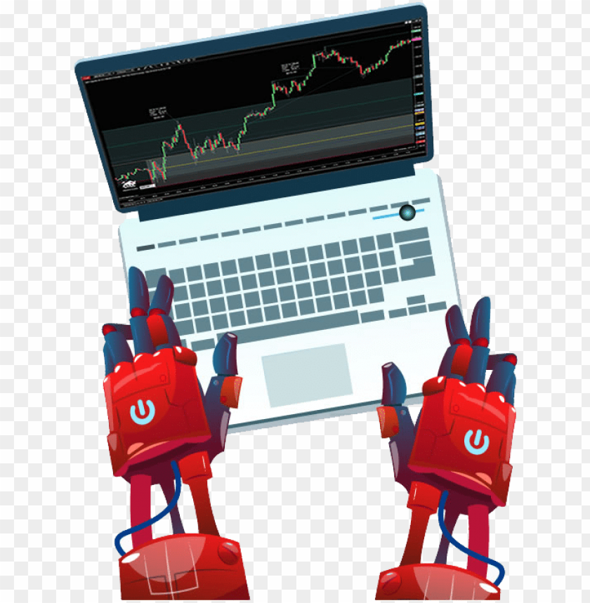 advantages of having an automated trading system - robot PNG image with transparent background@toppng.com