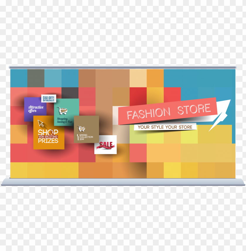 Advertising Banner Ads Png Image With Transparent Background Toppng