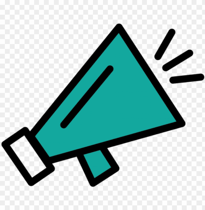 Advisage Plan Icon Megaphone 03 Icon Png Free Png Images Toppng